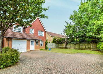 Thumbnail 4 bedroom detached house for sale in Dove Close, Kingsnorth, Ashford