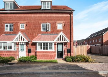 Thumbnail 4 bed semi-detached house for sale in Selby Place, Market Harborough