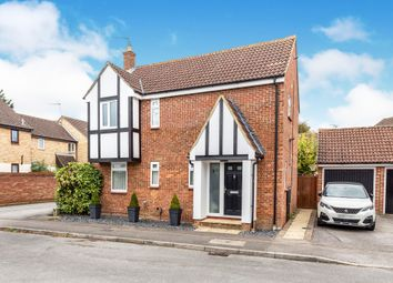 Thumbnail 3 bedroom detached house for sale in Chalkdown, Chells Manor, Stevenage