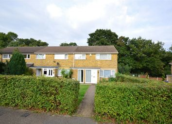 Thumbnail 4 bedroom end terrace house for sale in Firs Close, Hatfield, Hertfordshire
