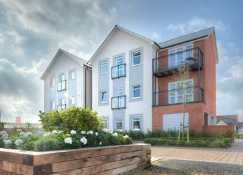Thumbnail 2 bedroom flat for sale in Carter's Quay, Stabler Way, Poole, Dorset