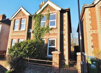 Thumbnail 3 bed semi-detached house for sale in Heath Road, Southampton