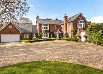 Thumbnail 5 bed detached house for sale in Bighton Hill, Ropley, Alresford, Hampshire