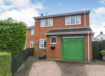 Thumbnail 4 bed detached house for sale in Clos Llewelyn, Coedpoeth, Wrexham, Wrecsam