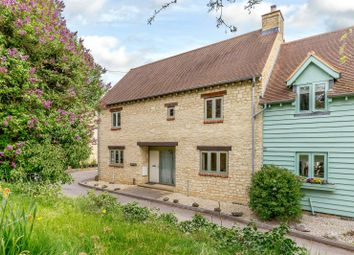 Thumbnail 5 bed semi-detached house for sale in St Lawrence Road, South Hinksey, Oxford