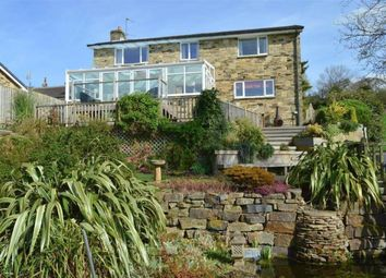 Thumbnail 4 bed detached house for sale in Bark Close, Shelley, Huddersfield