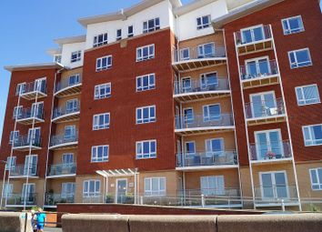 Thumbnail 2 bed flat to rent in Grosvenor Apartments, Sandylands Promenade, Morecambe