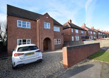 Thumbnail 5 bed detached house to rent in Belper Road, Holbrook, Belper, Derbyshire