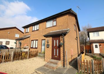 Thumbnail 2 bedroom semi-detached house for sale in Gorse Lane, Upton, Poole