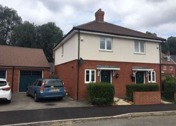 Thumbnail 2 bed semi-detached house for sale in Fitzgerald Road, Northampton