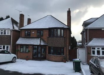 Thumbnail 4 bed property to rent in Pear Tree Road, Great Barr, Birmingham