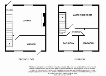 Thumbnail 2 bed semi-detached house to rent in Coronation Street, Bryn, Wigan