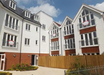 Thumbnail 2 bed flat to rent in Harbour Mews, Victoria Street, Whitstable