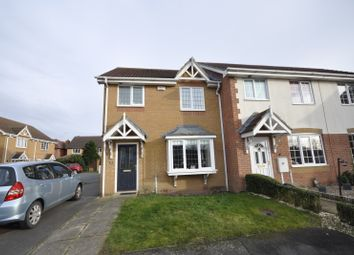 Thumbnail 3 bed semi-detached house to rent in Meadow Brook Close, Littleover, Derby