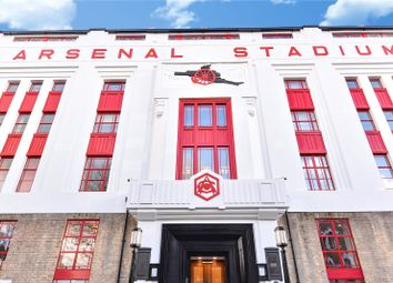 2 bed property for sale in Eaststand Apartments, Highbury Stadium Square, London N5