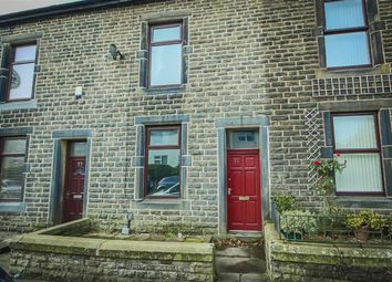 Thumbnail 2 bed terraced house for sale in Bury Road, Haslingden, Lancashire
