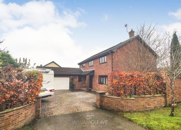 4 bed detached house for sale in Ash Drive, Buckley CH7