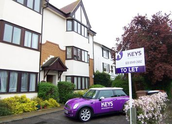 Thumbnail 1 bed flat to rent in The Croft, Westbury Road, New Malden