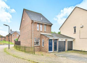 Thumbnail 2 bedroom link-detached house for sale in Cowdray Close, Woolstone, Milton Keynes, Buckinghamshire