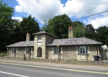 Thumbnail 1 bed cottage for sale in The Street, Great Barton, Bury St. Edmunds