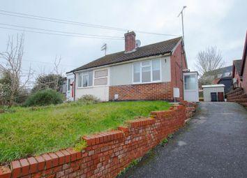 Thumbnail 2 bed semi-detached bungalow for sale in Burton End, Haverhill