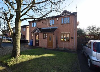 Thumbnail 3 bed property for sale in Swallow Close, Gainsborough