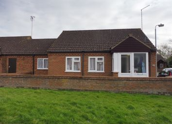 Thumbnail 3 bedroom terraced bungalow for sale in Ash Close, Langtoft, Peterborough