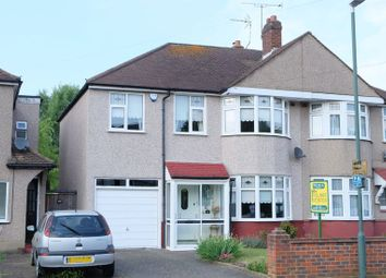 Thumbnail 5 bed semi-detached house for sale in Dorchester Avenue, Bexley