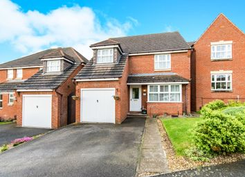 Thumbnail 4 bed detached house for sale in Portrush Drive, Grantham