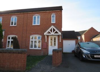 Thumbnail 2 bed end terrace house for sale in Lee Meadowe, Chase Meadow Square, Warwick