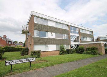 Thumbnail 3 bed flat for sale in Middlefield Gardens, Halesowen