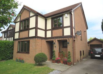 Thumbnail 4 bed detached house for sale in Redshank Avenue, Darnhall, Winsford
