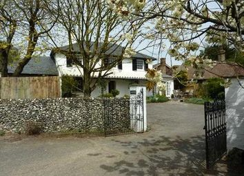 Thumbnail 6 bed detached house to rent in Martins, Coombe Bissett, Salisbury