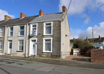 Thumbnail 3 bed end terrace house for sale in Marble Hall Road, Milford Haven