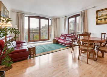 Thumbnail 2 bed flat for sale in Sanderling Lodge, Star Place, St Katherines Dock