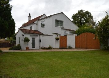 Thumbnail 4 bed detached house for sale in Squires Hill, Marham, King's Lynn