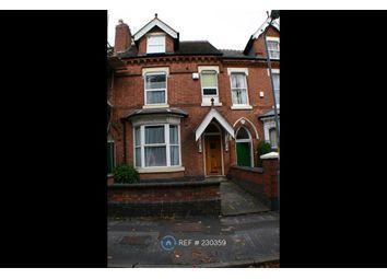 Thumbnail 1 bed flat to rent in Sandon Road, Birmingham