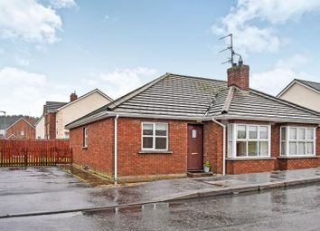 Thumbnail 2 bedroom semi-detached bungalow for sale in Keelmount Grange, Portadown