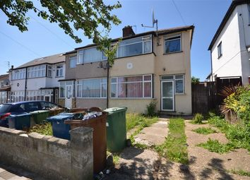 Thumbnail 3 bed semi-detached house to rent in Dale Avenue, Edgware, London