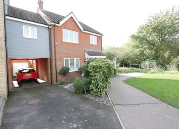 Thumbnail 4 bed link-detached house for sale in Hogarth Way, Rochford, Essex