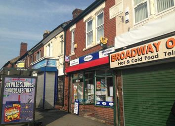 Thumbnail Retail premises for sale in Stoke-On-Trent ST3, UK