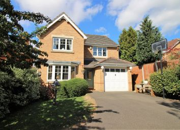 Thumbnail 4 bed detached house for sale in Higgins Road, Waltham Cross