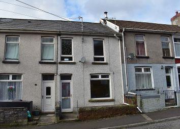Thumbnail 3 bed terraced house for sale in Upper Adare Street, Pontycymer, Bridgend.