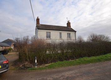 Thumbnail 3 bed detached house to rent in Glatton Road, Lutton, Peterborough