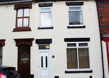 Thumbnail 4 bed terraced house to rent in Westland Street, Hartshill, Stoke-On-Trent