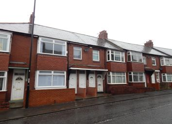 Thumbnail 1 bedroom flat to rent in Thompson Road, Sunderland