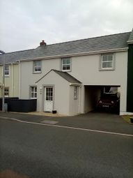 3 bed terraced house for sale in Hall Court, Johnston, Haverfordwest SA62