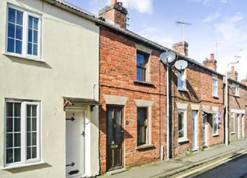 Thumbnail 2 bed terraced house for sale in Hereward Street, Bourne, Lincolnshire.