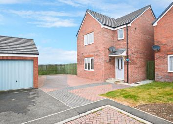 3 bed detached house for sale in Sleeper Mill Drive, Workington CA14