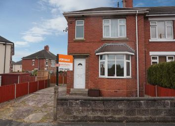 Thumbnail 3 bedroom town house for sale in Westwood Road, Meir, Stoke-On-Trent